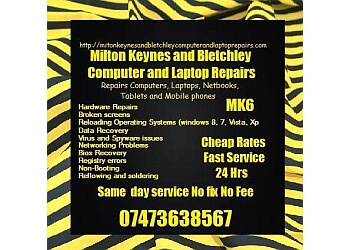 Milton keynes and Bletchley Computer and Laptop repairs