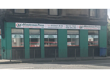 Minuteman Press Printing Falkirk