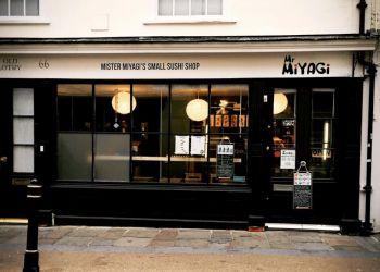 Mister Miyagi's