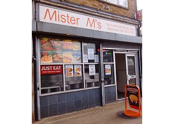 Mister M's fish and chips shop