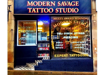 Modern Savage Tattoo Studio