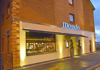 Mondo Restaurant Coatbridge