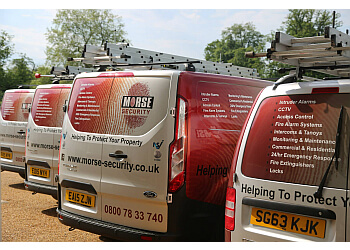 Morse Fire & Security Ltd