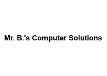 Mr B.'s Computer Solutions