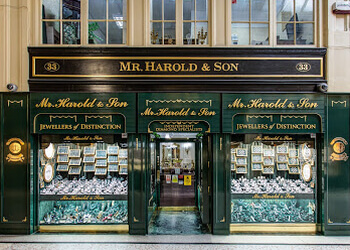 Mr Harold & Son