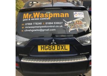 MR WASPMAN PEST & VERMIN CONTROL