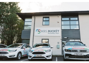 Mrs Bucket Cleaning Services Ltd.