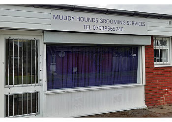 Muddy Hounds Grooming Services
