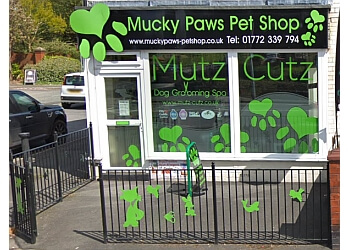 Muddy Paws Dog Grooming Spa