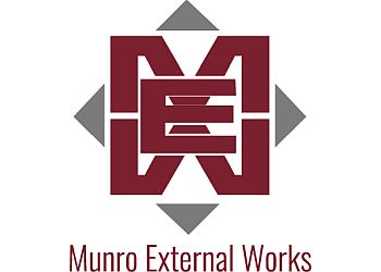 Munro External Works