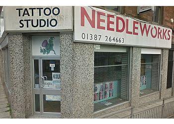 NEEDLEWORKS Tattoo & body piercing studio
