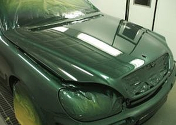 N Owens Car Body Repairs