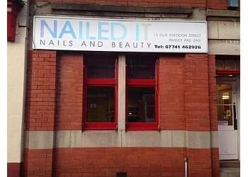 Nailed It - Nails and Beauty