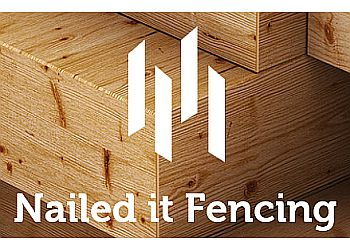 Nailed it Fencing