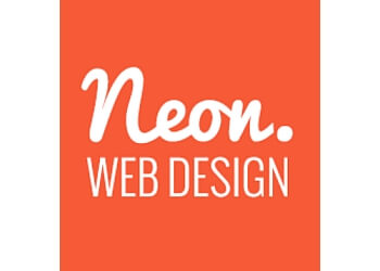 Neon Web Design