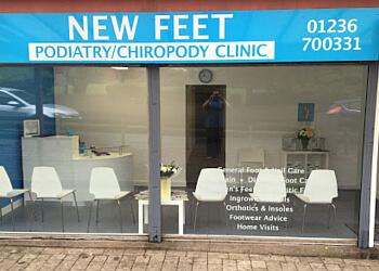 New Feet Podiatry/Chiropody Clinic