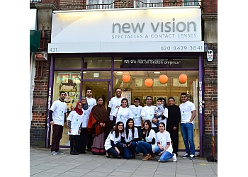 New vision Opticians
