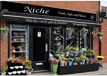 Niche Cards Gifts & Flowers