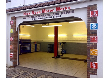 Nick Ryan Motor Works
