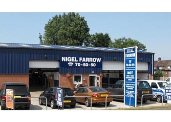 Nigel Farrow Cars