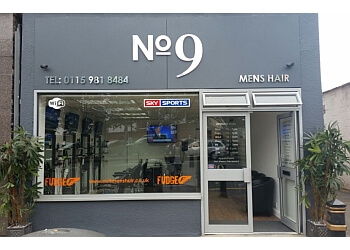 No9 Mens Hair