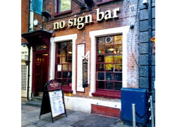 No Sign Wine Bar
