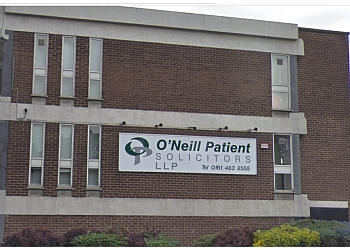 O'NEILL PATIENT SOLICITORS LLP