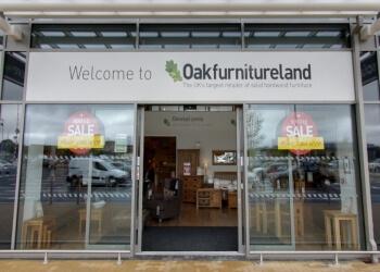 Oak Furnitureland Preston