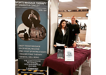Oakley's Sports Massage Therapy