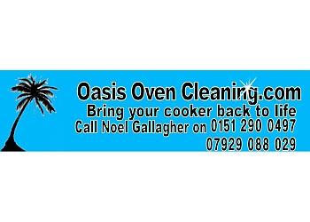 Oasis Oven Cleaning