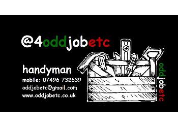 Oddjobetc Decorator & Handyman Stockport Services