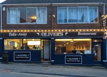 Olivers Fish Shop & Restaurant
