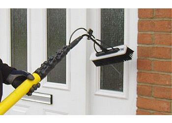 Olympus Window Cleaning