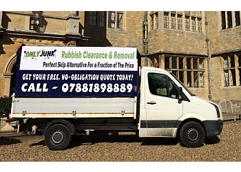 Only Junk Rubbish Clearance and Removal