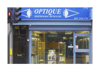 Optique Ophthalmic Optician