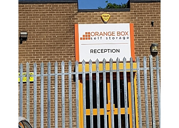 Orange Box Self Storage Ltd.