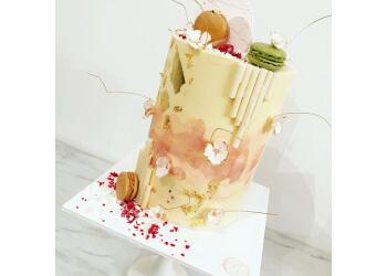 Orange Rabbit Cakes