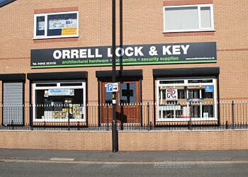 Orrell Lock & Key