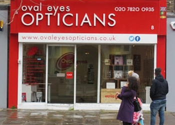 Oval Eyes Opticians