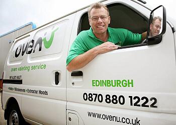 Oven Cleaning Edinburgh - Ovenu