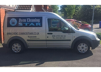 Oven Cleaning Star