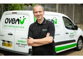 Ovenu Chorley & Leyland - Oven Cleaning Service
