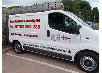 Owen Electrical & Security Ltd.