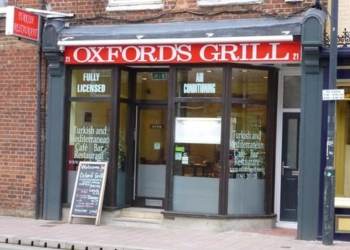 Oxfords Grill