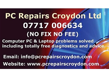 PC Repairs Croydon Ltd.