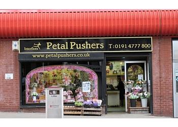 PETAL PUSHERS