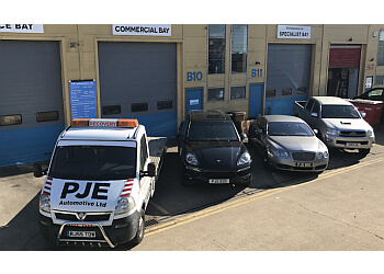 PJE Automotive Ltd.