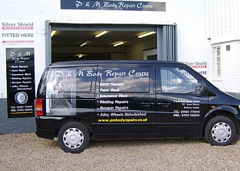 P & M Body Repair Centre