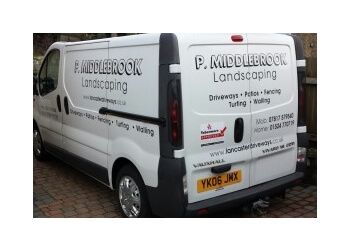 P.Middlebrook Landscaping