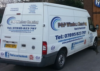 P & P Window Cleaning